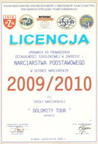 Licencja PZN